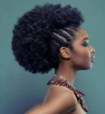 Coiffure Femme Cheveux Crepus