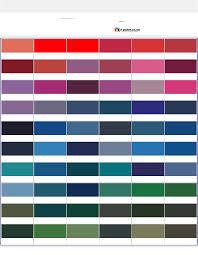 Ral Blue Color Chart Ral Colour Chart E Paint Co Uk Colour Chart Pdfral Classic