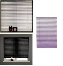office window blinds. silver aluminium venetian blinds window easy fit home office blind all sizes new