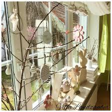 Fensterdekoration Und Dekozauber Zu Ostern Villa Landzauber