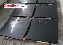 custom black resin lab countertops worktop chemical resistant countertops