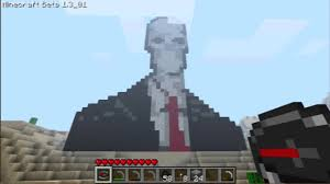 minecraft slenderman ile ilgili görsel sonucu