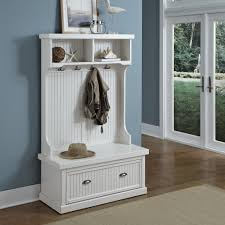white and white furniture. Elegant White Hall Tree Home Hallway Furniture Adding Character To Your With Ideas Homes Entryway Small Coat Storage Seating Shoe Entry Table Drawers Narrow And