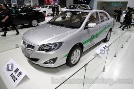 Corolla-based Toyota Ranz EV showcased in Guangzhou