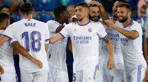 موعد مباراة ريال مدريد وليفانتي في الدوري الإسباني 2021-22 والقنوات الناقلة  – مدريدي
