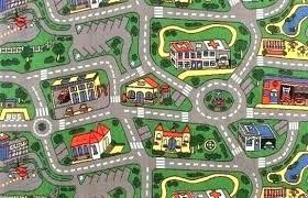 home improvement loans for seniors kids road mat ideas gym car rugs map carpet children s