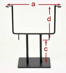 Art Glass Display Stands Specifications for Invisible Display Stand 100 Sundance Art Glass 32