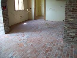 brick veneer flooring digs decor for brick veneer floor