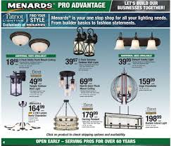 Menards Wall Lights Menards Current Weekly Ad 12 22 01 04 2020 4 Frequent