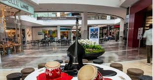 art gets top billing in garden state plaza renovation icsc international council of ping centers