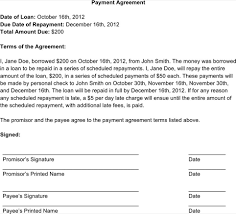 how to write up a contract for payment download sales contract template for free formtemplate
