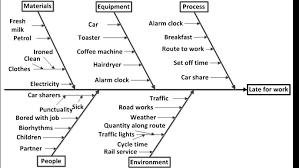 Fishbone Chart Pc Resource Fishbone Diagram Lothian Quality