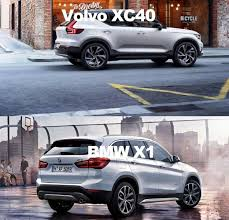 2018 bmw lease rates. contemporary bmw volvo xc40 vs bmw x1 2018 dimensions exterior  with bmw lease rates