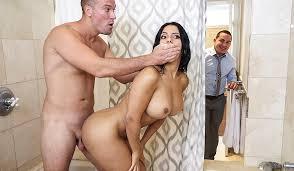 Latina big tits fuck cheat
