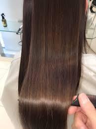 ブリーチ毛でも縮毛矯正できる Ash 銀座店ブログヘアサロン美容院