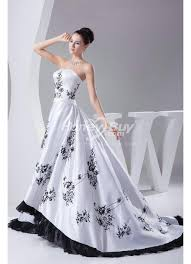 buy white and black wedding dresses online honeybuy com page 1
