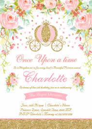 Princess Party Invitations Zazzle