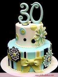 30th Birthday Cake Fomanda Gasa