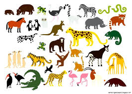 zoo animals clipart. Unique Zoo Many Animals Clipart Zoo Animal Clip Art Yanhe Image 15 Throughout Z