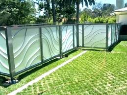 corrugated metal fence panels inspirational panel ideas google search wood framed plans