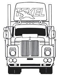 Texeltruck Promotietruck Voor Het Eiland Texel
