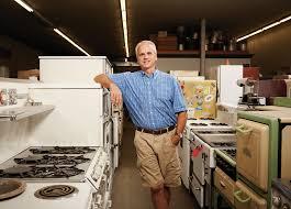 antique appliances brings retro