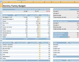 Budget Template Home | Budget Template Free