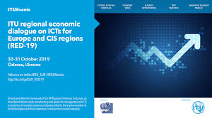 Regional Economic Dialogue for <b>Europe and</b> CIS (RED-<b>2019</b>)