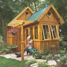 Small Picture 166 best Garden Cottage n Shed images on Pinterest