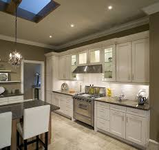 beautiful taupe kitchen cabinets for kitchen of any styles glamorous crystal chandelier enlightening contemporary dining