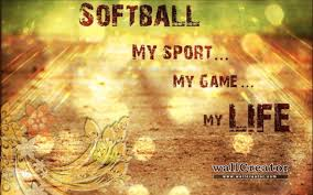 Images Of Softball Quotes Desktop Wallpaper Chichiya