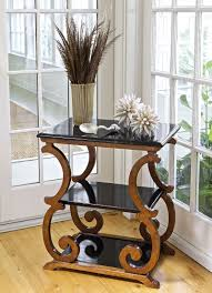 Wrought Iron Home Decor Accents Tables Accent Tables Coffee Tables and Consoles 72