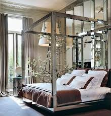 Design Mirrored Canopy Bed : Sourcelysis - Homemade Mirrored Canopy Bed