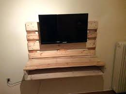 table mount tv stand incredible pallet wall hanging stand with storage wall stand plan vesa mount
