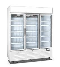 china reach in upright display bar fridge with glass door self contained embraco compressor distributor