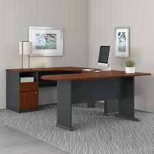 series corner desk. Series A U Shaped Corner Desk S