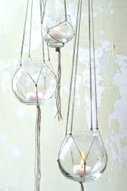hanging votives hanging hanging crystal votive chandelier diy hanging votive candle holders