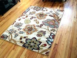 washable rugs without rubber backing throw for kitchens machine target