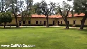 Mission San Fernando Ray de Espana - Los Angeles California - YouTube