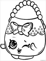 Coloring Page Shopkins Amazing Soda Pops Shopkin Coloring Page Of
