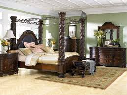 Romantic bedroom sets Solid Wood Elegant Wooden Canopy Beds Furniture Bedroom Set Home Design Interiors Bring Romance To Your Private Room With Solid Wood Canopy Beds