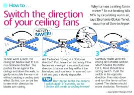 ceiling fan direction for winter time ceiling fan direction summer what direction should ceiling fans turn