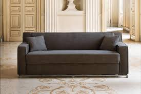 ... Sofa bed / contemporary / fabric / 2-seater LARRY by Alessandro Elli  Milano Bedding ...