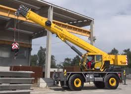 Grove Grt8100 Load Chart Grove Rough Terrain Cranes By Manitowoc Trt