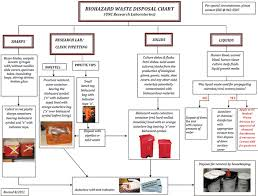 Garbage Disposal Chart Biological Waste Disposal Policy Environment Health And