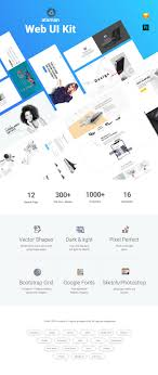 Ataman Ui Kit Templates For Sketch By Tonytranstore Themeforest