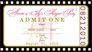 ticket design template info ticket design template 40 editable raffle movie ticket