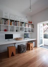 excellent wall shelf desk 6 wall shelves over desk