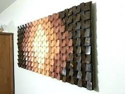 Wooden Wall Ruler Orange01 Co
