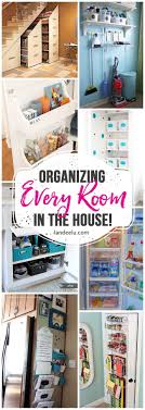 Organizing Your Bedroom 17 Best Ideas About Organizing Your Home 2017 On Pinterest